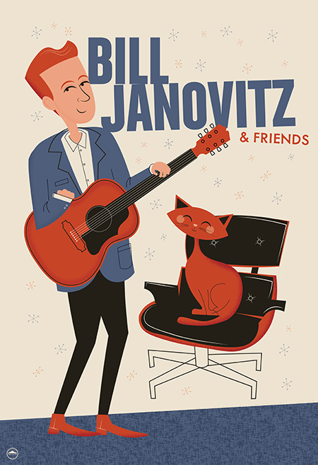 An Evening With Bill Janovitz and Friends