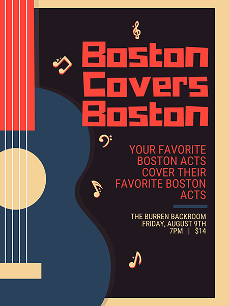 Boston Covers Boston: A Celebration of Local Music