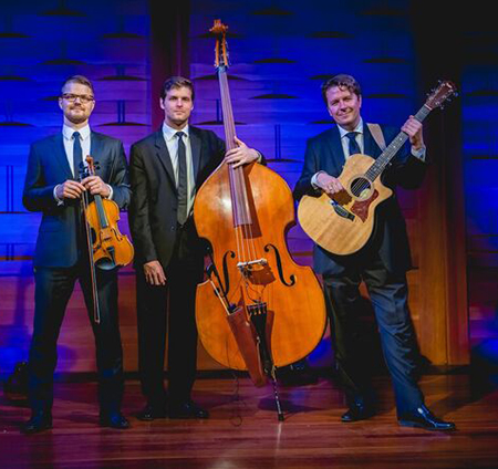 International String Trio